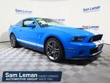 Ford: Mustang Shelby GT500