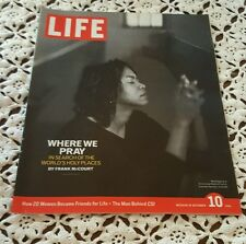 LIFE WEEKEND MAGAZINE ♢ DECEMBER 10, 2004 ♢ PERFECT CONDITION