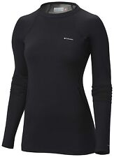 Columbia Women's Midweight Omni-Heat Stretch Baselayer Top SIZE M (12)