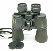 Minolta Standard Zoom Binoculars 8x-20x50; 3,1 Degree At 20x. Clean.