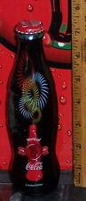 2006 WORLD OF COCA COLA ATLANTA 16TH ANNIV 8 OZ WRAPPED COCA - COLA GLASS BOTTLE