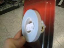 Striscia nastro rotolo adesivo decorazione auto camper caravan moto bianco 5 mm
