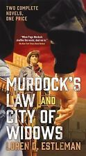 Murdock's Law and City of Widows Page Murdock Novels)