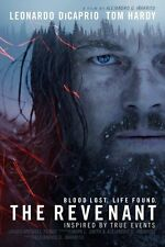 The Revenant DVD  FREE FIRST CLASS SHIPPING !!