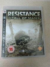 Resistance: Fall of Man (Sony PlayStation 3, 2006) - European Version