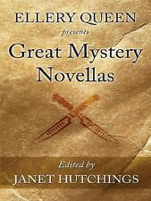 Ellery Queen Presents Great Mystery Novellas (Five Star Mystery Series-ExLibrary