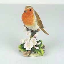 "Robin Bird - Collectible Figurine Miniature 3.5""H New"