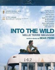 Blu Ray INTO THE WILD - (2007) - (Contenuti Speciali) ....NUOVO