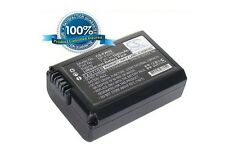 7.4V battery for Sony NEX-7, NEX-5RK, NEX-3A, SLT-A55VB, NEX-3DS, SLT-A37M, SLT-