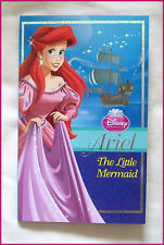 DISNEY PRINCESS BOOK - ARIEL The Little Mermaid Storybook 20x12cm 83p KIDS - NEW
