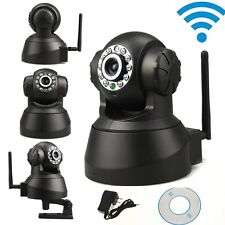 Wireless Wifi Security Camera Baby Monitor P2P IP Smartphone 2-Way Audio ONSALE