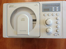 LS4000W RV CD PLAYER AM/FM  STEREO WHITE Panel Mount RV boat and Camper REFERB