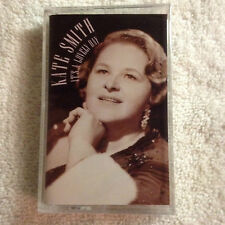 New/Sealed - Kate Smith - It's a Lovely Day - Cassette Tape - 1994 Sony Music #2