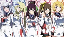 452 Infinite Stratos PLAYMAT CUSTOM PLAYMAT ANIME PLAYMAT FREE SHIPPING