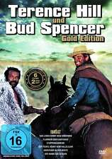 6er TERENCE HILL & BUD SPENCER Gold Edition KARTHAGO Halleluja DVD Collection