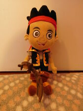 Disney Store Jake & the Neverland Pirates Jake Plush