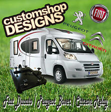 Ducato, Boxer, Relay Motorhome Double Seat Swivel Base (RHD UK Model)