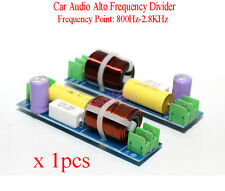 Independent Car Audio Middle Alto Frequency Divider Crossover Filters 800-2.8KHz