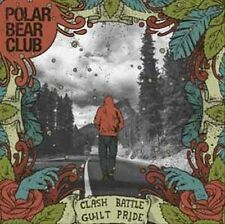 Polar Bear Club-Clash Battle Guilt Pride CD NEW
