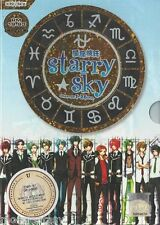 DVD Starry Sky Episode 1-26End 星座彼氏 + Free Gift + Free Shipping