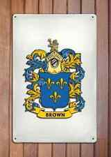 Lam Coat of Arms A4 10x8 Metal Sign Aluminium Heraldry Heraldic
