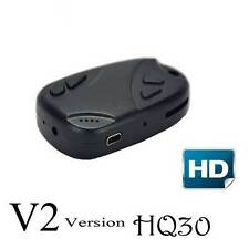 HD 720P Mini Key Chain Cam 808 Video Recorder Micro Camera 60fps Camcorders HQ30