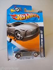 HOT WHEELS ALL STARS 12 ASTON MARTIN ONE 77 3/10 123/247