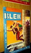 GLI ALBI DEL GRANDE BLEK # 132-BLEK LE ROC -LIBRETTO-ORIGINALE-1966