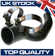 Ford Mondeo Mk3 2.0 2.2 TDCi Silicone Hose EGR to Intercooler Pipe #1222831 Bk