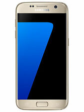 Samsung Galaxy S7 Sprint 32GB Gold Platinum SM-G930 P Latest Model Android NEW