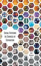 Social Patterns As Sources of Separation by Janet Michello (2015, Hardcover)