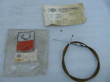 NOS New Harley-Davidson Harley Throttle Cable #91717-82 Shovelhead Sportster