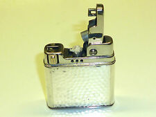 ROWENTA POCKET LIGHTER W. 835 SILVER CASE (CRESCENT & CROWN) -1948-1957 -GERMANY