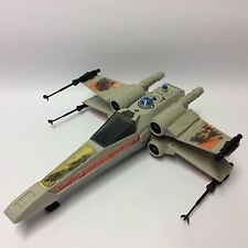 Vintage Kenner 1970's Star Wars Vehicle - X-Wing Fighter (Battle Damaged)