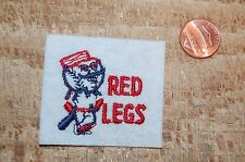 "Cincinnati Reds 2 1/8"" Mr. Redlegs Patch  Baseball"