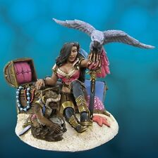 Reaper Miniatures MARIA ROSEBLADE PIRATE QUEEN (54mm) Master Series 30007