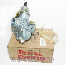 ROYAL ENFIELD OEM CARBURETTOR CARBURETOR VERGASER PN 144135/1 BULLET 500CC VM28