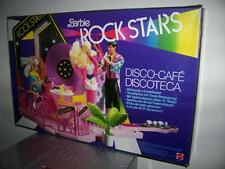 Barbie ROCKERS ROCK STARS DISCOTECA #3080 MIB, 1986