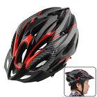 Cycling Bicycle Bike Helmets Honeycomb Type Adult Road carbon Visor Helmet