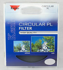 Kenko-Tokina 67mm Circular Polarizer (CPL) Filter - ( Made In Japan) KB-67CRPL