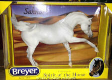 Breyer Collectable Model Horse B & M SR White Arabian Horse Sahran