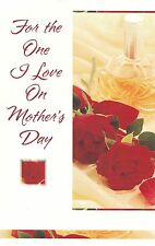 "Greeting Card - Mother's Day - ""FOR THE ONE I LOVE.."" - by Pacific Graphics!"
