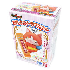 Yokai Watch Okashina Sweets Mascot Jibanyan Choco Bar Figure Keychain Yo-Kai