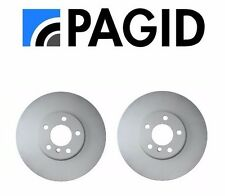 BMW E70 E71 X5 X6 Set of 2 Front Disc Brake Rotors Pagid 355122892