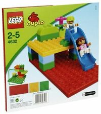 Lego Duplo 4632 Base plate building plate - display plate BN sealed