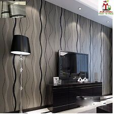 57 SQFT 3D Wallpaper Vinyl Textured Art Modern Background TV Living Room Bedroom