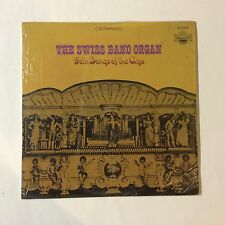 """The Swiss Band Organ """"Folk Songs Of The Alps"""" Tradition Everest # 2081"""