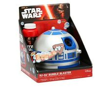 Star Wars R2-D2 Bubble Blaster - R2-D2 Bubble Machine - Officially Licensed