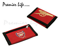 Arsenal F.C. Nylon Wallet - Latest Foil Print Design