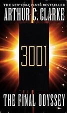 G, 3001: The Final Odyssey, Arthur C. Clarke, 0345423496, Book